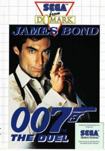 James Bond 007: The Duel per Sega Master System