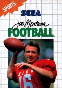 Joe Montana's NFL Football per Sega Master System