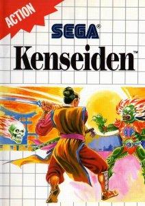 Kenseiden per Sega Master System