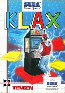 Klax per Sega Master System