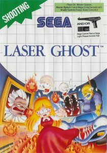 Laser Ghost per Sega Master System