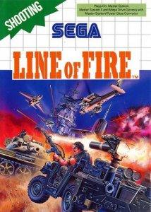 Line of Fire per Sega Master System