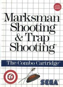 Marksman Shooting & Trap Shooting per Sega Master System