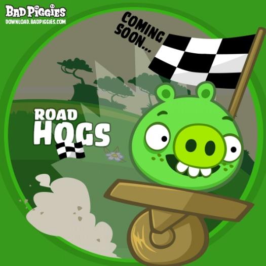 Bad Piggies - Nuovi contenuti in arrivo