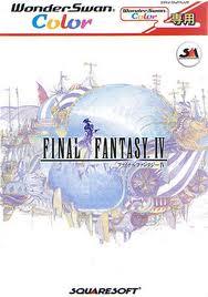 Final Fantasy IV per WonderSwan Color
