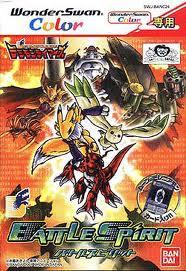 Digimon Tamers: Battle Spirit per WonderSwan Color