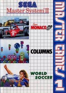 Master Games 1 per Sega Master System