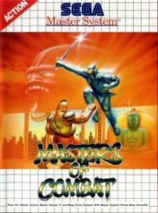 Masters of Combat per Sega Master System