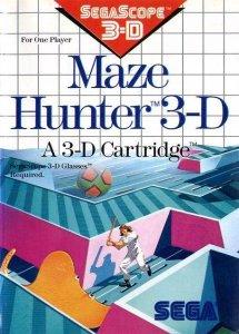 Maze Hunter 3D per Sega Master System