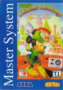 Mickey's Ultimate Challenge per Sega Master System