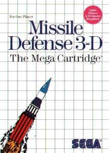 Missile Defense 3D per Sega Master System