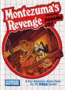 Montezuma's Revenge: Starring Panama Joe per Sega Master System