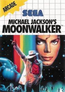 Moonwalker per Sega Master System