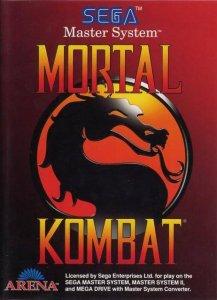 Mortal Kombat per Sega Master System