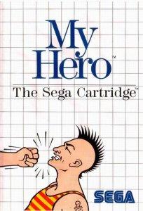 My Hero per Sega Master System