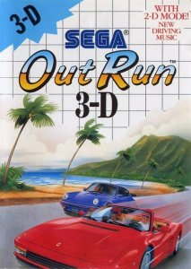 OutRun 3D per Sega Master System