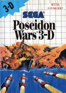 Poseidon Wars 3D per Sega Master System