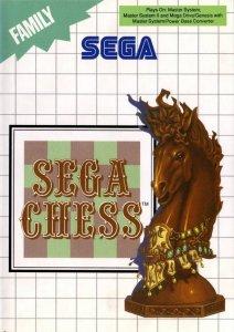 Sega Chess per Sega Master System