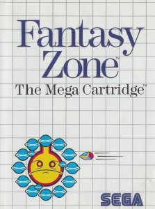 Sega Ages: Fantasy Zone per Sega Master System
