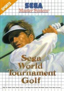 Sega World Tournament Golf per Sega Master System