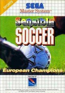 Sensible Soccer per Sega Master System