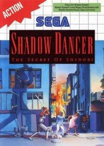 Shadow Dancer per Sega Master System