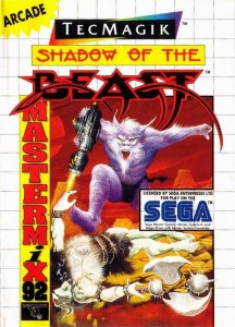 Shadow of the Beast per Sega Master System