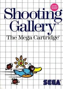 Shooting Gallery per Sega Master System