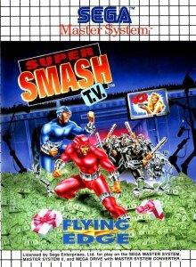 Smash TV per Sega Master System