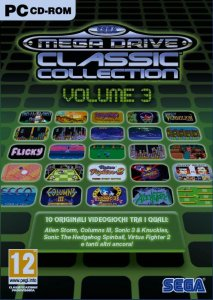 SEGA Mega Drive Classic Collection - Volume 3 per PC Windows