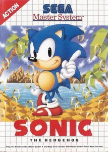 Sonic The Hedgehog per Sega Master System