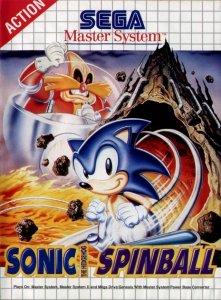 Sonic Spinball per Sega Master System