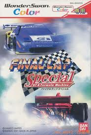 Final Lap Special per WonderSwan Color