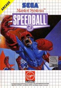 Speedball 2: Brutal Deluxe per Sega Master System