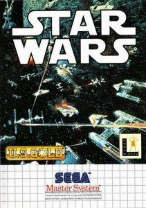 Star Wars per Sega Master System
