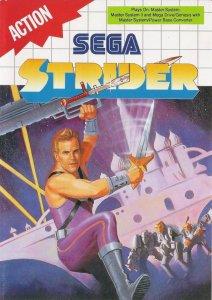 Strider per Sega Master System