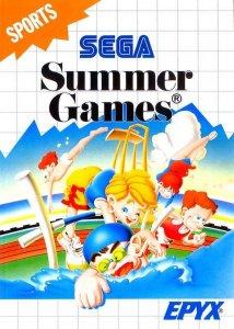 Summer Games per Sega Master System