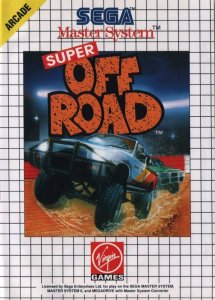 Super Off Road per Sega Master System