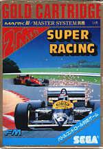 Super Racing per Sega Master System