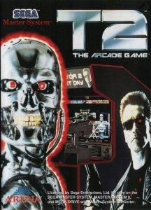 T2: The Arcade Game per Sega Master System