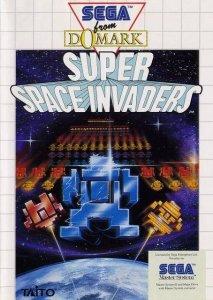 Taito's Super Space Invaders per Sega Master System