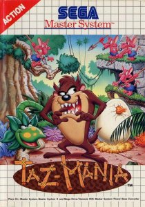 TazMania per Sega Master System