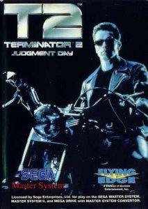 Terminator 2: Judgment Day per Sega Master System
