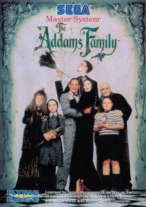 The Addams Family per Sega Master System
