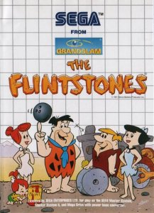The Flintstones per Sega Master System