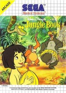 The Jungle Book per Sega Master System