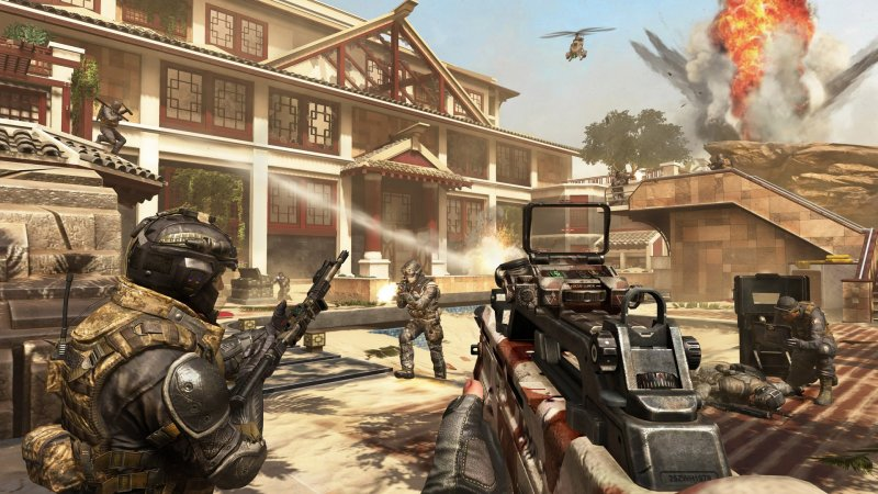 Il DLC Revolution per Call of Duty: Black Ops II a fine febbraio su PlayStation 3 e PC