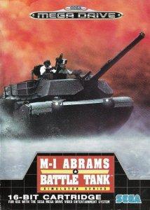 Abrams Battle Tank per Sega Mega Drive