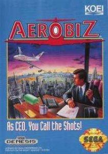 Aerobiz per Sega Mega Drive