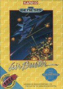 Air Buster per Sega Mega Drive